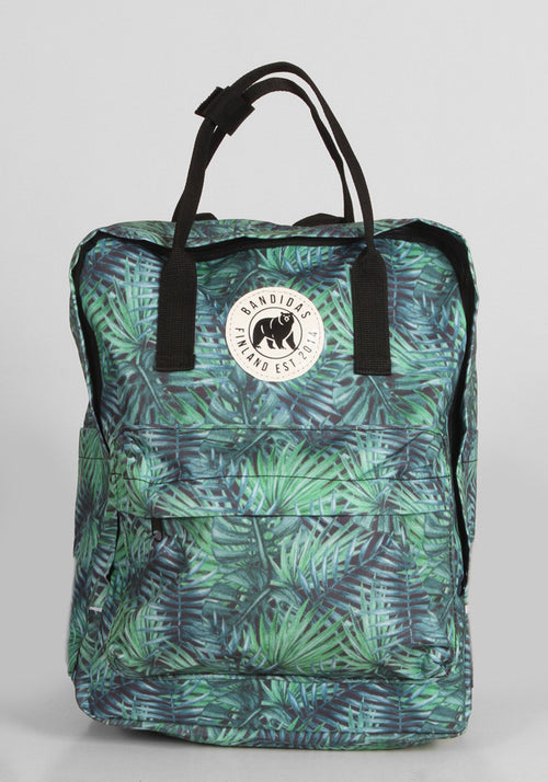 Little Sister Backpack in Jungle