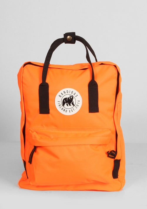 Little Sister Backpack in Orange
