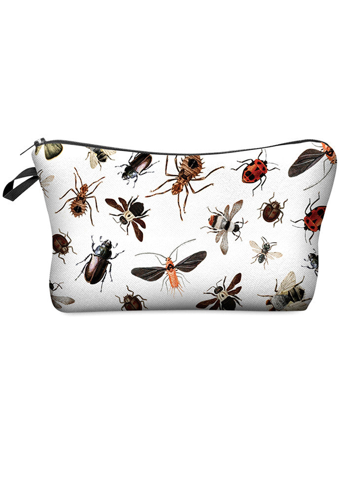 Bugs make-up bag