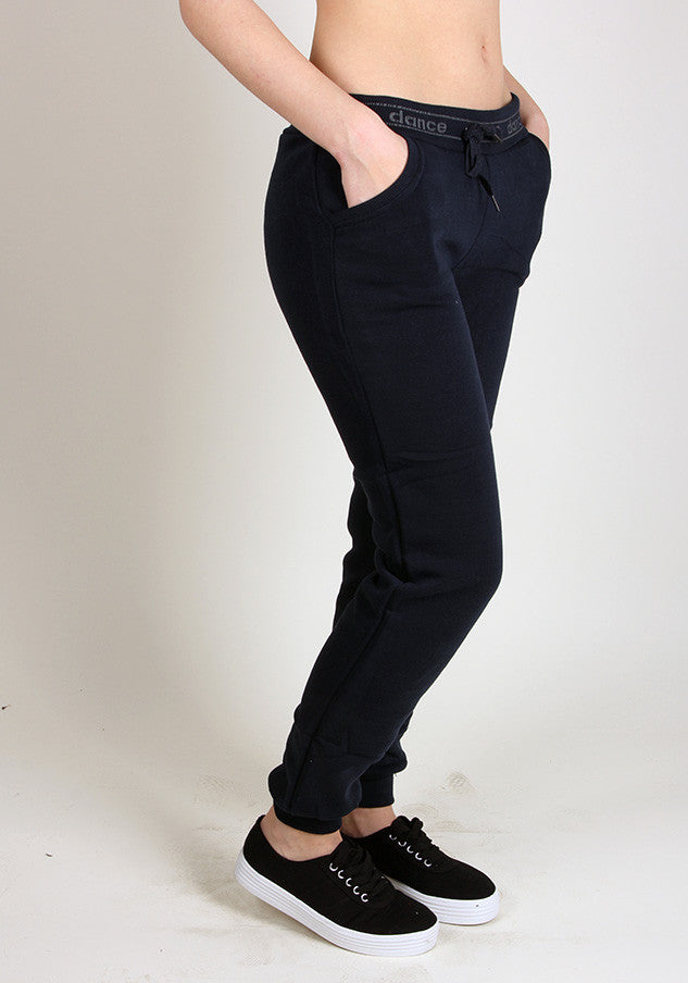 Classic dance sweatpants in navy