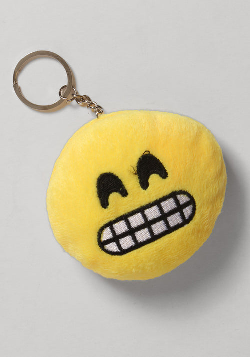 Emoji Teeth keychain
