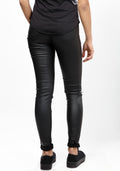 Slay faux leather pants