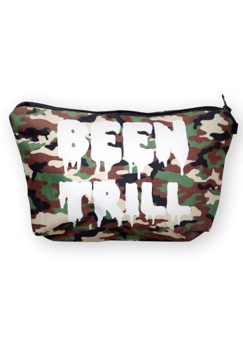 Been trill make-up bag