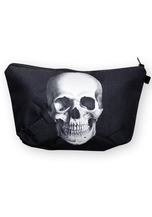SKULL - MAKE-UP BAG