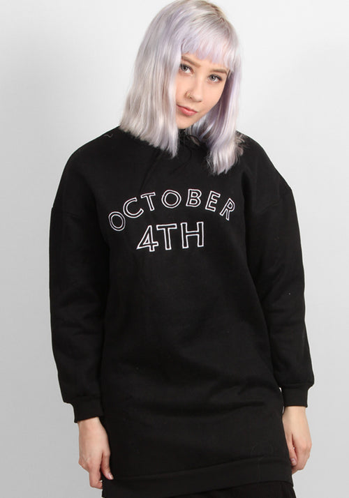 October 4th Sweater in Multiple colours
