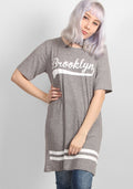 Brooklyn oversize t-shirt in multiple colours