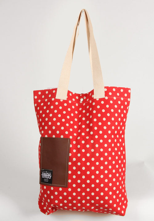 Dotty BNDS tote bag