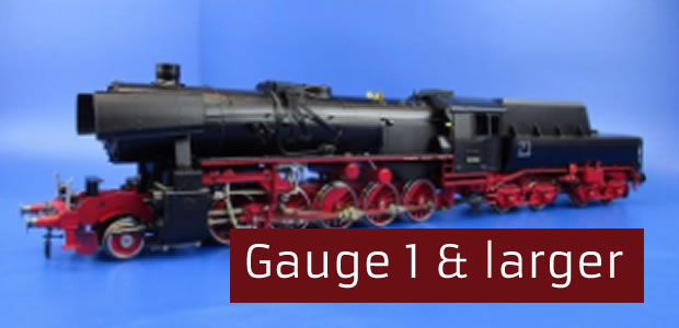 Gauge 1 & larger scales