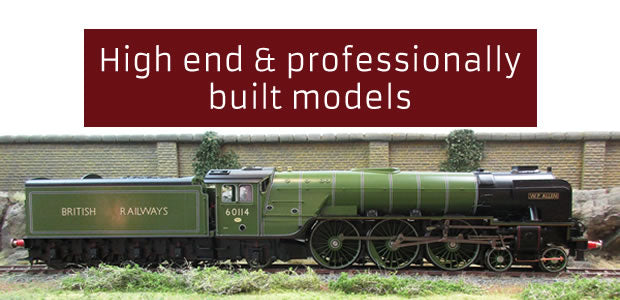 High end brass & professionally built models O gauge 0 gauge