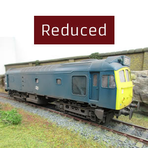 Reduced O gauge 0 gauge
