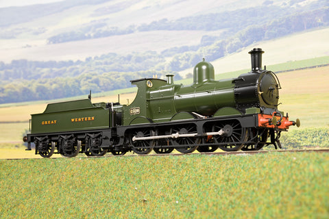 Lee Marsh Model Co. O Gauge GWR Green 0-6-0 Dean Goods '2326' DCC Sound!