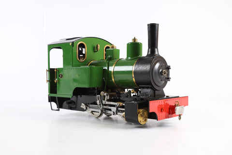 Roundhouse 16mm G scale (45mm Gauge) Live Steam 'Billy', With Radio Control