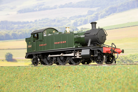 Masterpiece Models 7mm Finescale O Gauge GWR 45XX 2-6-2T '4588', DCC Sound