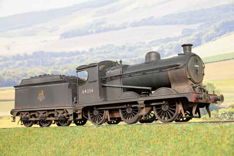 Kit Built Finescale O Gauge BR (Ex-LNER/GCR) J11 '64354', Weathered