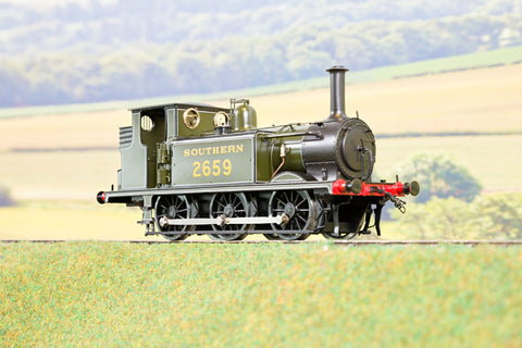 SanCheng Finescale O Gauge LBSC 644 Terrier 0-6-0 '2659'