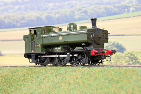SanCheng Finescale British O Gauge GWR Green 57XX 0-6-0PT '5784'