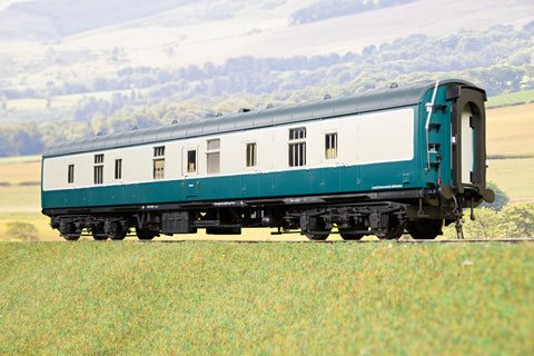 Heljan Finescale O Gauge 4952 BR Mk1 57' BG (Ful Brake), Blue & Grey