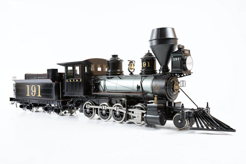 Accucraft 1:20.3 G Scale (45mm Gauge) DSP&P 2-8-0 '191', DCC Sound!