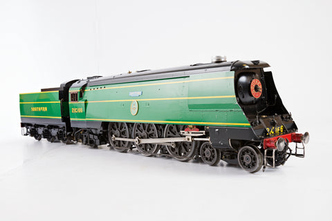 Aster 1:32 Gauge 1 Live Steam SR Battle of Britain '21C166' 'Spitfire'