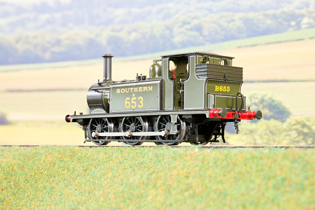 SanCheng Finescale O Gauge LBSC 644 Terrier 0-6-0 '653'