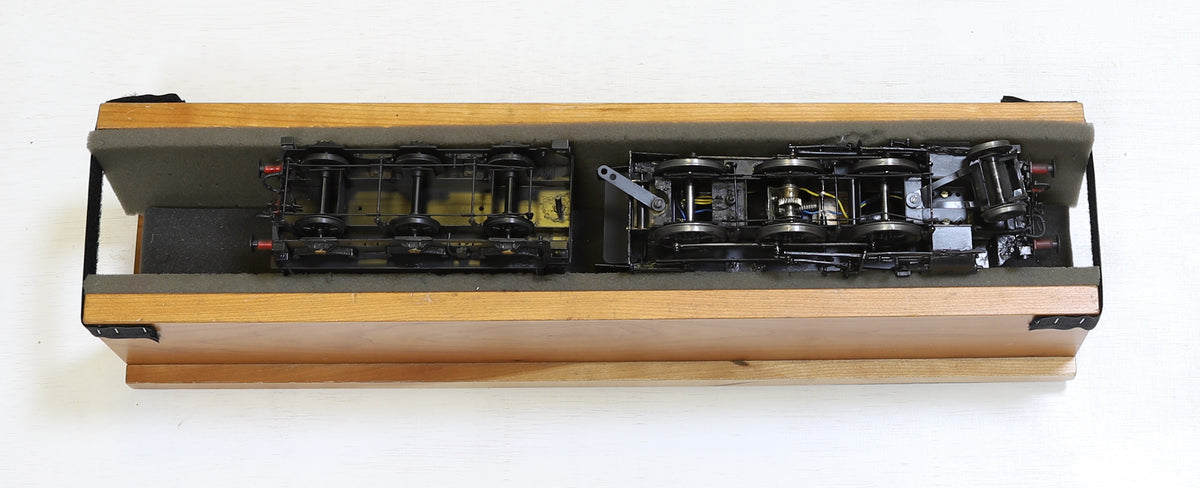 Kit Built Finescale O Gauge BR Mixed Traffic 2-6-0 2MT '78030', Weathered