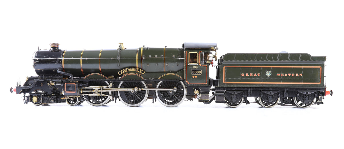 Aster Gauge 1 Live Steam GWR King Class 4-6-0 '6000' 'King George V'