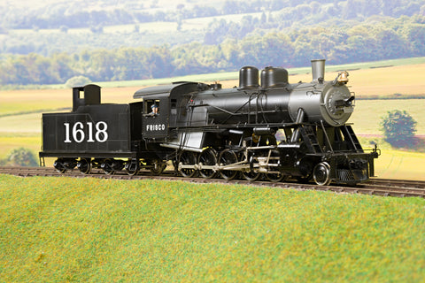 Sunset Models O Gauge 2-10-0 Russian Decapod 'Frisco' '1618'