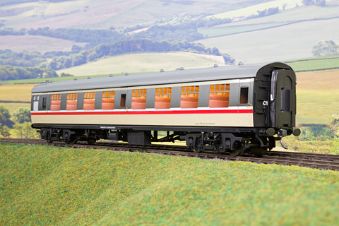 Darstaed 7mm O Gauge Finescale Intercity BR Mk1 SK (Second Corridor)