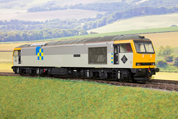 Heljan 7mm Finescale O Gauge 6000 Railfreight Class 60 '60001' 'Steadfast'