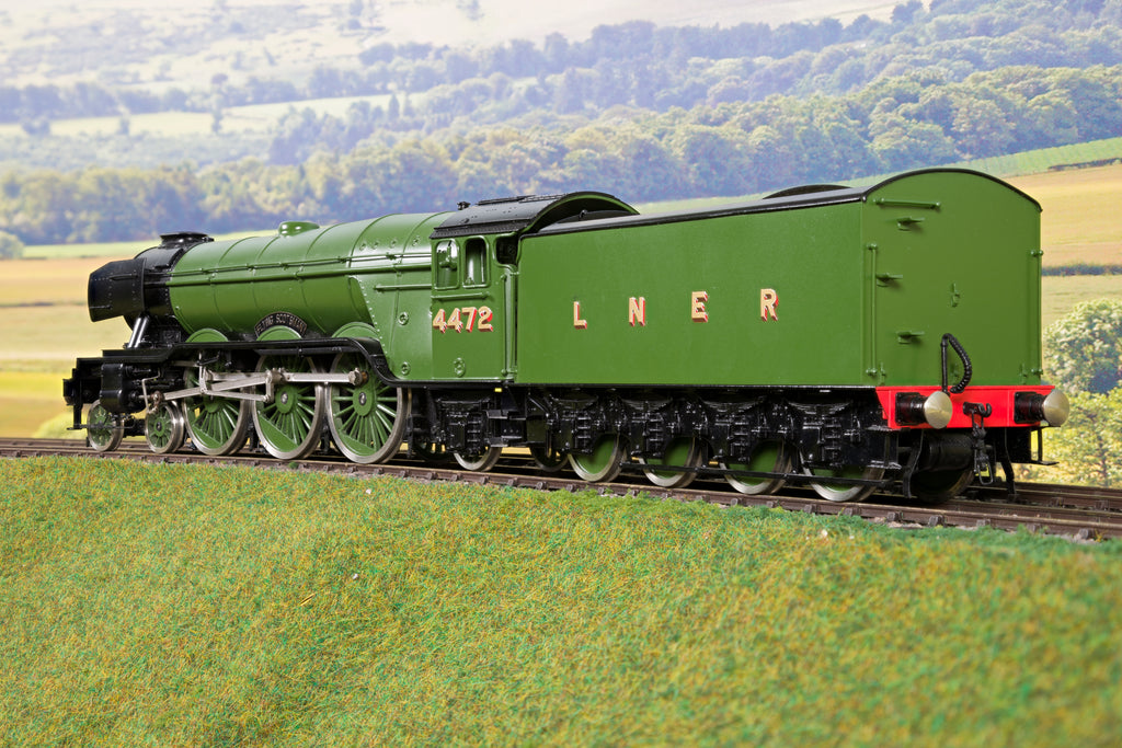 Sancheng/Bachmann Brassworks 7mm Finescale O Gauge LNER Green A3 4-6-2 '4472' 'Flying Scotsman'