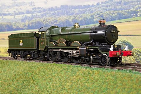 Masterpiece Models 7mm Finescale O Gauge BR Lined Green Castle Class 4-6-0 '5094' 'Tretower Castle'