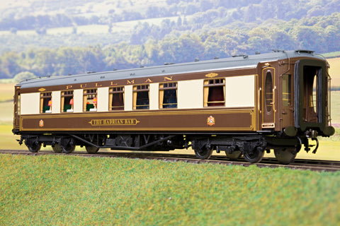 Golden Age Models 7mm Finescale O Gauge Pullman 2-E Third Bar Car 'The Hadrian Bar'