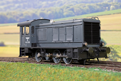 Micro-Metakit 7mm Finescale O Gauge German V36 Diesel Locomotive 'WL 12115'