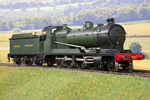 7mm Finescale O Gauge Kit Built GWR Green ROD 2-8-0 '3022'