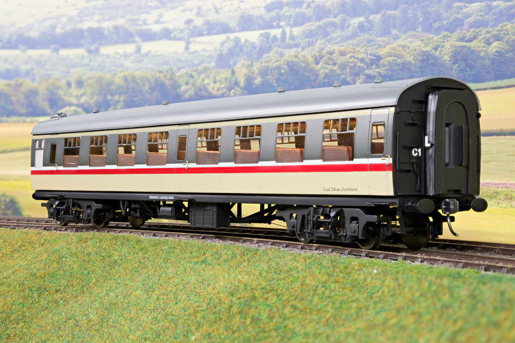 Darstaed 7mm O Gauge Finescale Intercity BR Mk1 TSO (Tourist Second Open)