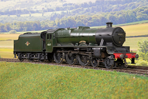 Sancheng/Finescale Brass 7mm Finescale O Gauge BR Lined Green Jubilee 4-6-0 '45671'