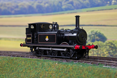 Sancheng 7mm Finescale O Gauge BR Mixed Traffic Terrier 0-6-0T '32670'