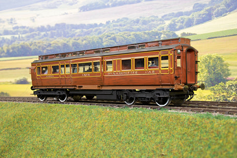 Golden Age Models 7mm Finescale O Gauge LNER 'Dynamometer Car'