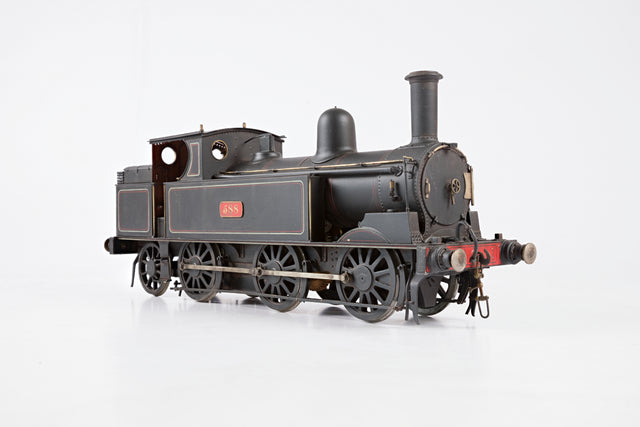 Geoff Holt 10mm Gauge 1 LMS 0-6-2T Coal Tank '588', Weathered