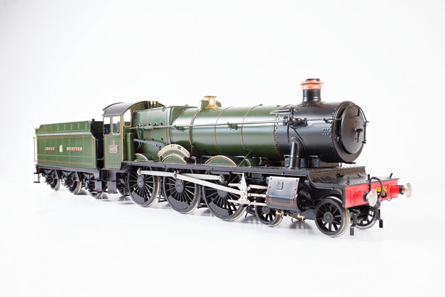 Sancheng/Finescale Brass Gauge 1 1:32 GWR Hall Class 4-6-0 BR Green '4975' 'Umberslade Hall', RC & Sound