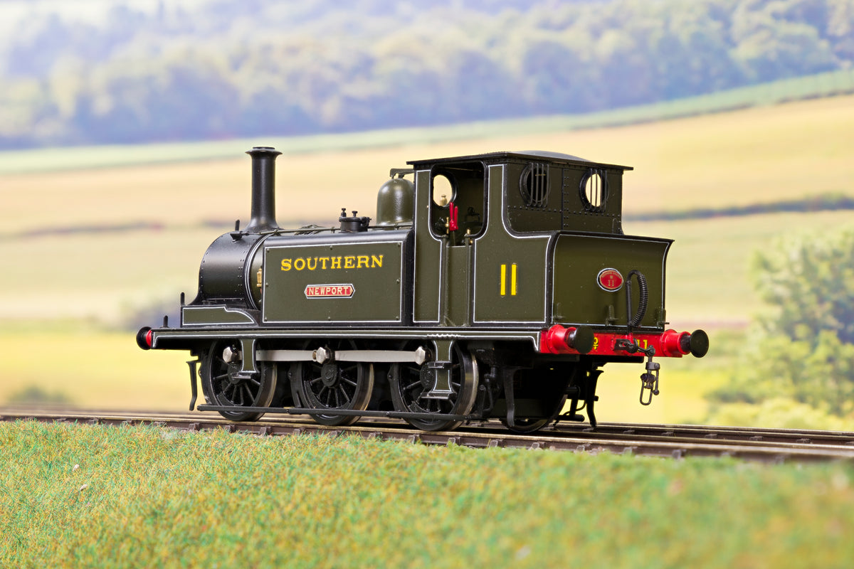 Sancheng/Finescale Brass O Gauge Southern Terrier '11' 'Newport', DCC Sound