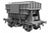 Ellis Clark Trains E73-1-5U Finescale O Gauge Presflo Wagon 'Rugby Cement' 'Un-numbered', Bauxite (Pre-order)