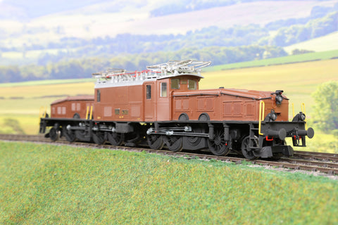 7mm Finescale O Gauge SBB-CFF-FFS 'Crocodile' '14303'
