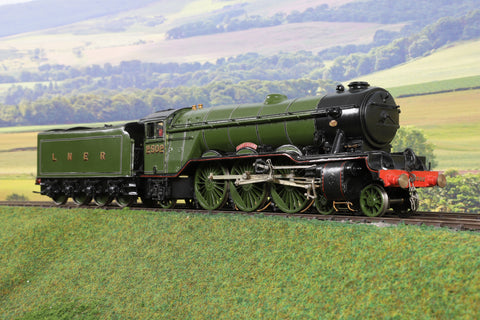 7mm Finescale O Gauge Kit Built LNER Lined Green A3 4-6-2 '2502' 'Hyperion'