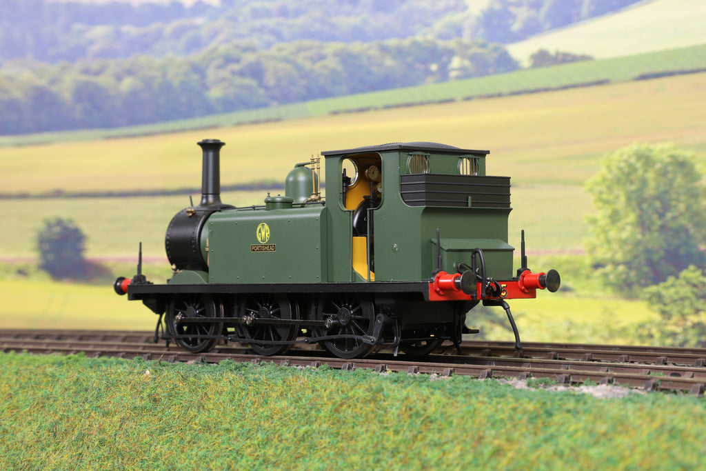 Dapol 7mm Finescale O Gauge 7S-010-008 GWR Green A1X Terrier 0-6-0T '5' 'Portishead'