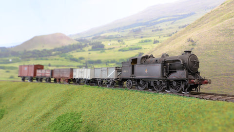 7mm Finescale O Gauge BR Mixed Traffic N2 Class 0-6-2 '69573'