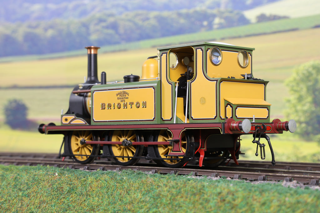 Dapol 7mm Finescale O Gauge A1 Terrier 'Brighton' DCC Sound!