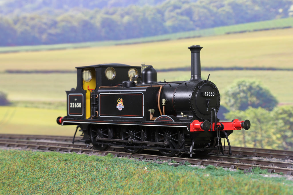 Dapol 7mm Finescale O Gauge 7S-010-012 BR Mixed Traffic A1X Terrier 0-6-0T '32650'