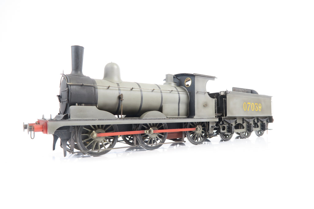 Scratch Built Scale 7 LNER 0-6-0 J15 Industrial '07039'