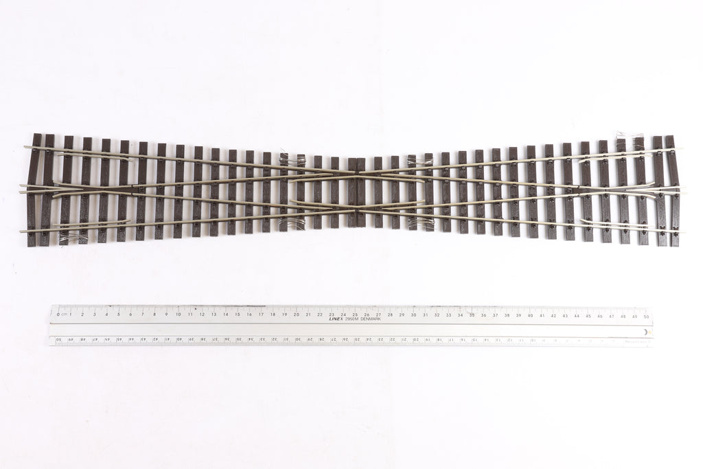 Peco 7mm Finescale O Gauge SL-E794BH Long Crossing